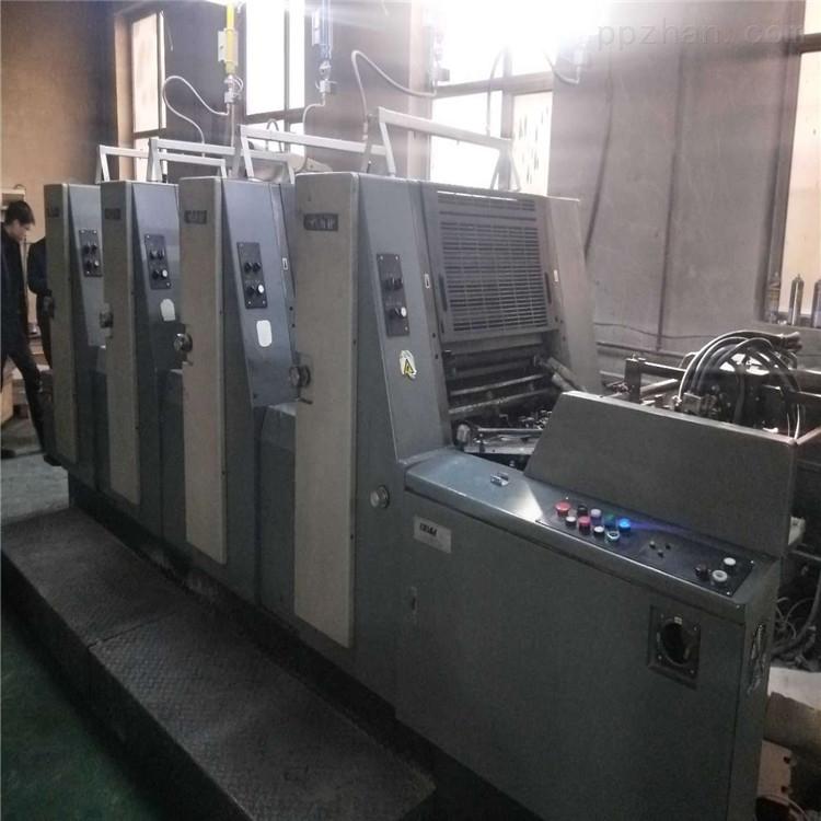 上海便宜急售冠华564印刷机