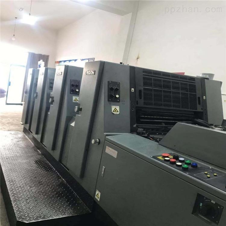 出售CD102-4海德堡印刷机