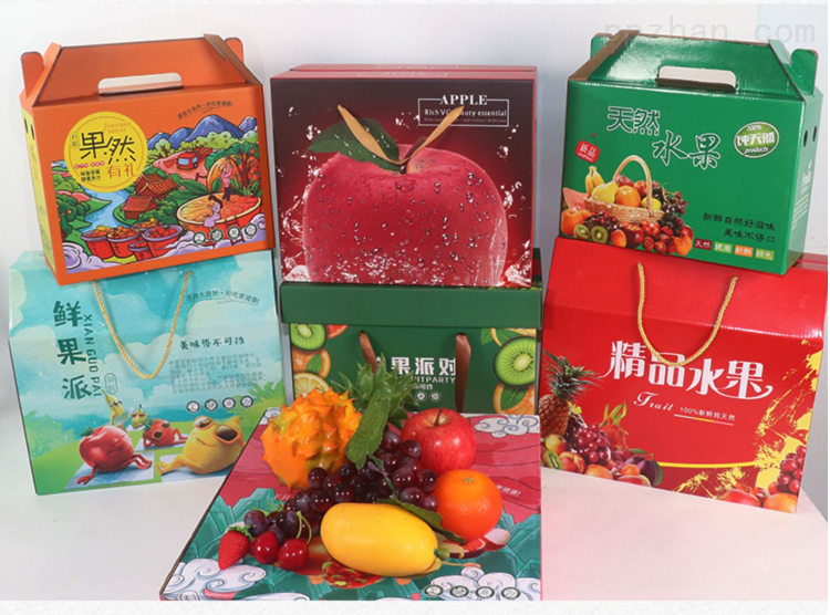 水果礼盒,水果箱