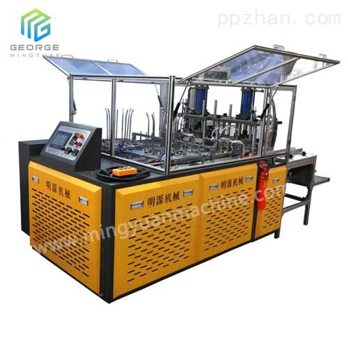 液压站双工位高速纸盘(碟)机