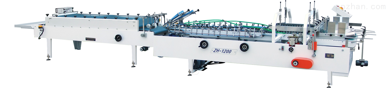 ZH-1200 大型全自动边贴糊盒机