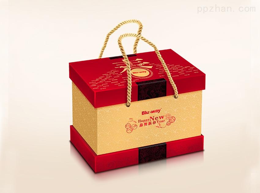 年货礼品盒
