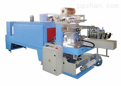 YQ-800D 全自动热收缩包装机(袖口式)