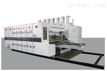 纸箱高速水墨印刷机