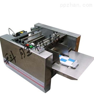 MY-300纸盒钢印打码机