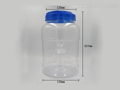 3.8L花纹瓶,食品瓶