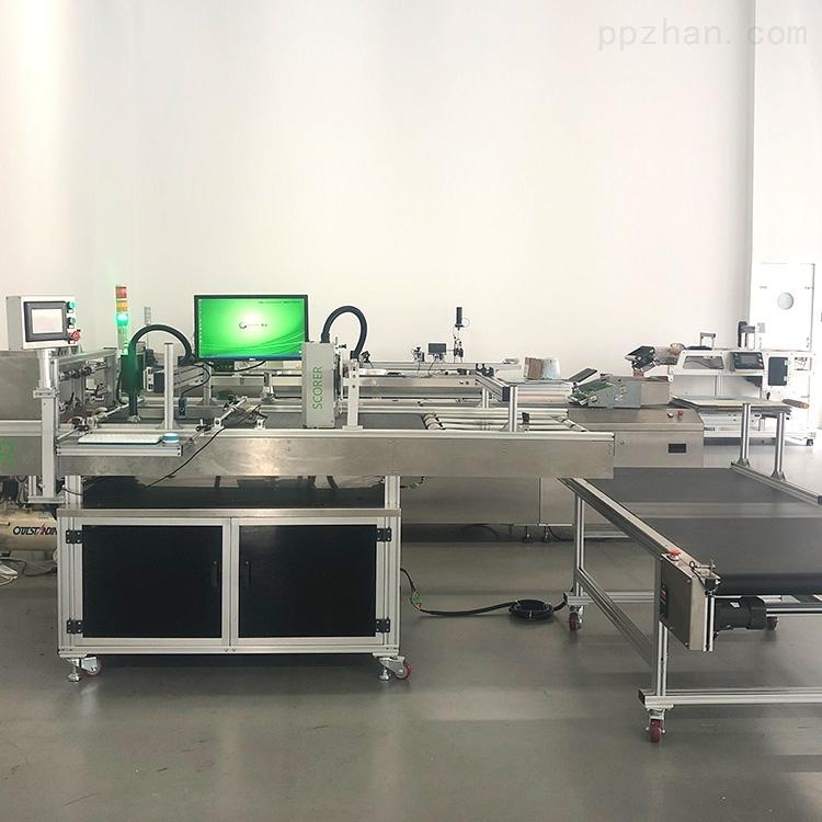 二维码喷墨印刷机自动进纸系统