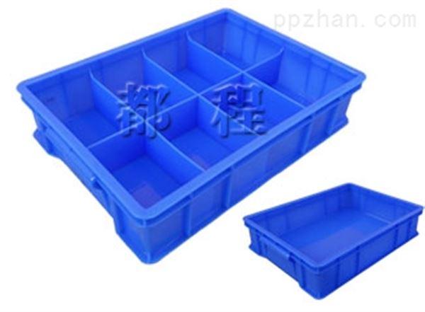 X266/266-1塑料周转箱(可带隔板)