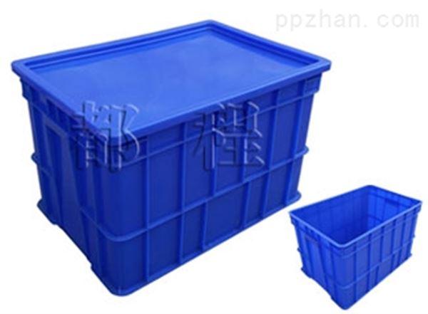 X225塑料周转箱(箱盖可选)