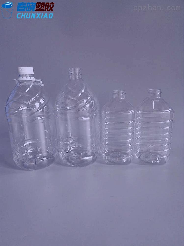 pet塑料瓶 塑料酱油瓶 食品瓶  调味料瓶
