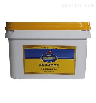 10L热转印长方形塑料桶