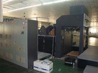 海德堡加装UV水冷固化设备