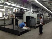 小森印刷机加装UV设备