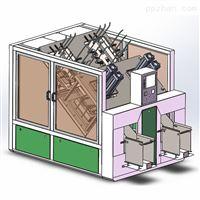 BC---850 双工位米饭盒成型机