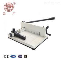 YG-858厚层切纸机